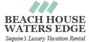 WatersEdge….Sequim's Luxury Beachfront Vacation Rental